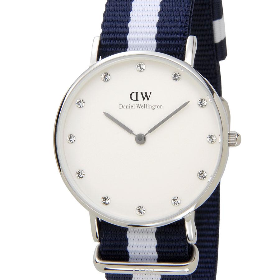 ダニエルウェリントン Daniel Wellington DW00100082 Glasgow クラシック グラスゴー NATOベルト ネイビー メンズ レディース 腕時計 新品 セールアイテム