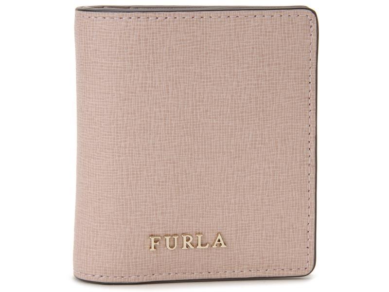 フルラ FURLA 二つ折り財布 871004 BABYLON バビロン ピンク レディース 財布 新品 【送料無料】