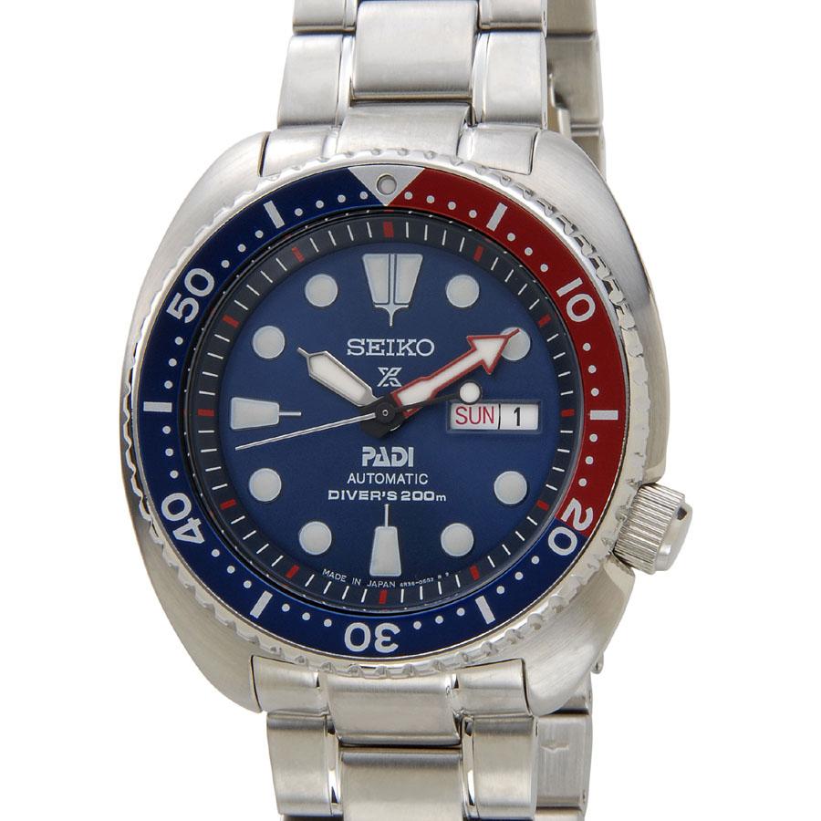 セイコー SEIKO プロスペックス SRPA21J1 PROSPEX PADI パディコラボ 限定モデル 自動巻き メンズ 腕時計 新品 [ポイント5倍キャンペーン][8/3~8/17]