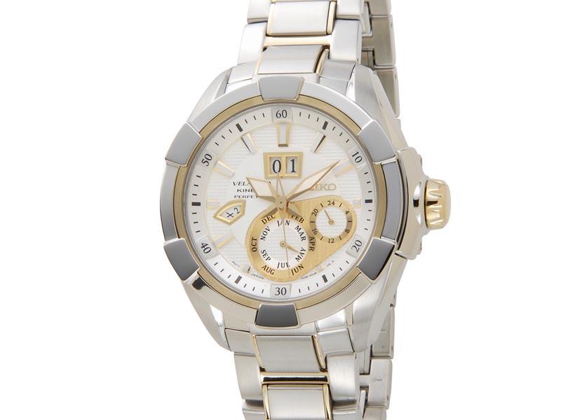 セイコー SEIKO ベラチュラ キネティック SNP100P1 Velatura Kinetic パーペチュアル メンズ 腕時計