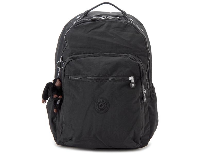 キプリング kipring リュック K21316-J99 ソウル GO バックパック ブラック 新品