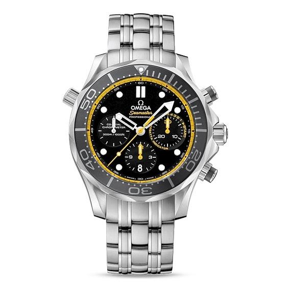 オメガ OMEGA シーマスター ダイバー300 コーアクシャル クロノグラフ 212.30.44.50.01.002 メンズ 腕時計 新品