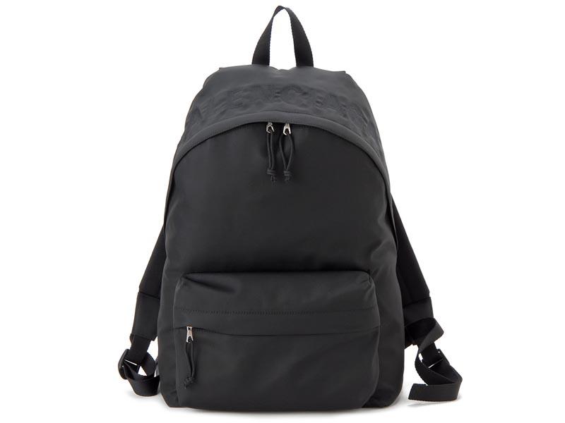 バレンシアガ BALENCIAGA リュック 525162 9F91X 1070 WHEEL ホイール バックパック ブラック メンズ レディース 新品