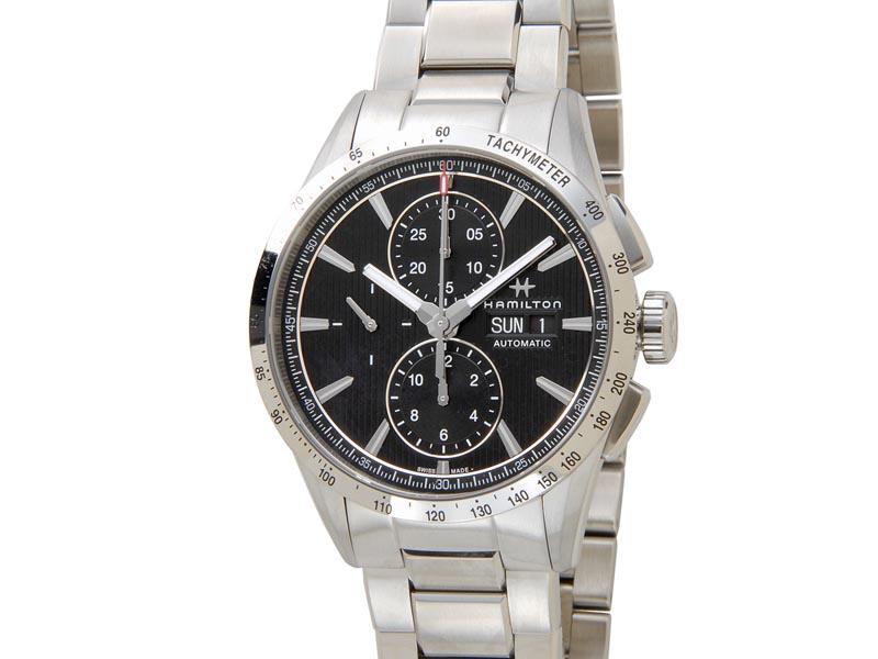 ハミルトン HAMILTON 腕時計 メンズ H43516131 Broadway Day Date ブロードウェイ オートクロノ 時計 男性 新品 【送料無料】