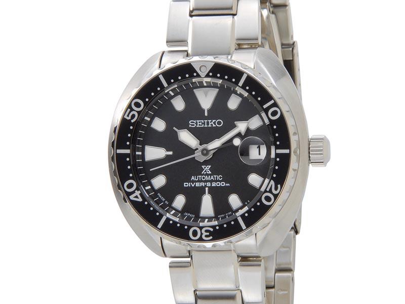 セイコー SEIKO メンズ 腕時計 SRPC35J1 PROSPEX プロスペックスダイバーズ ミニタートル 日本製 自動巻き 新品
