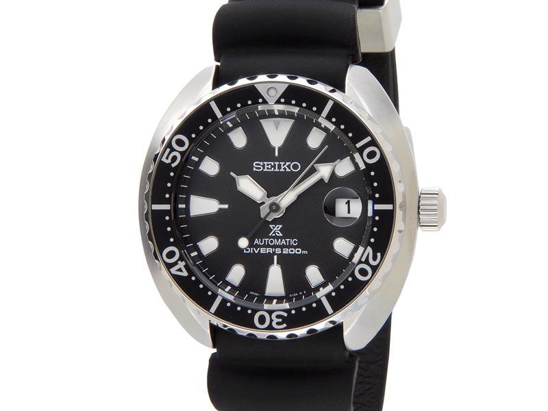 セイコー SEIKO SRPC37K1 PROSPEX プロスペックス ミニ・タートル オートマチック ブラック メンズ 腕時計 新品