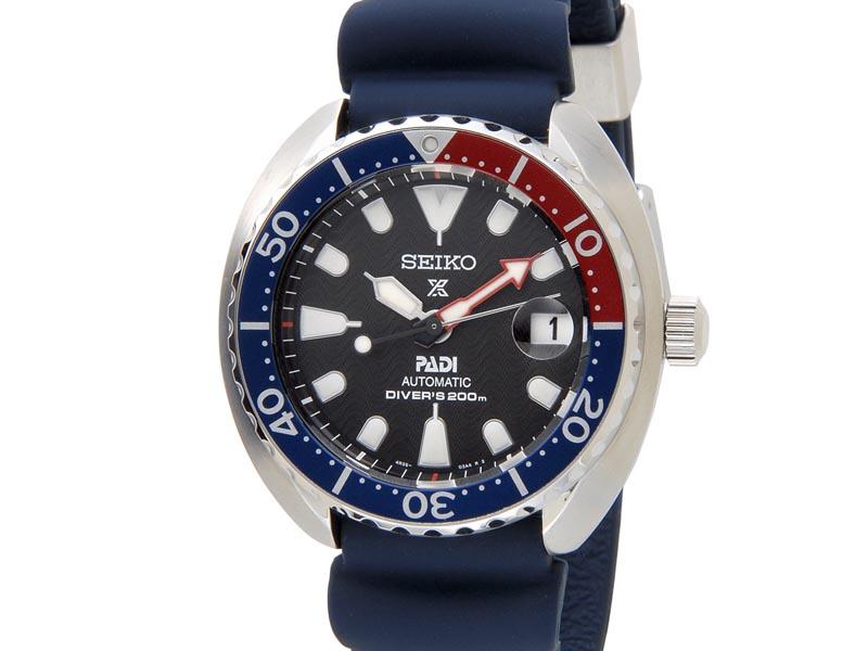 セイコー SEIKO SRPC41K1 PROSPEX プロスペックス ミニ・タートル オートマチック ブラック×ブルー メンズ 腕時計 新品