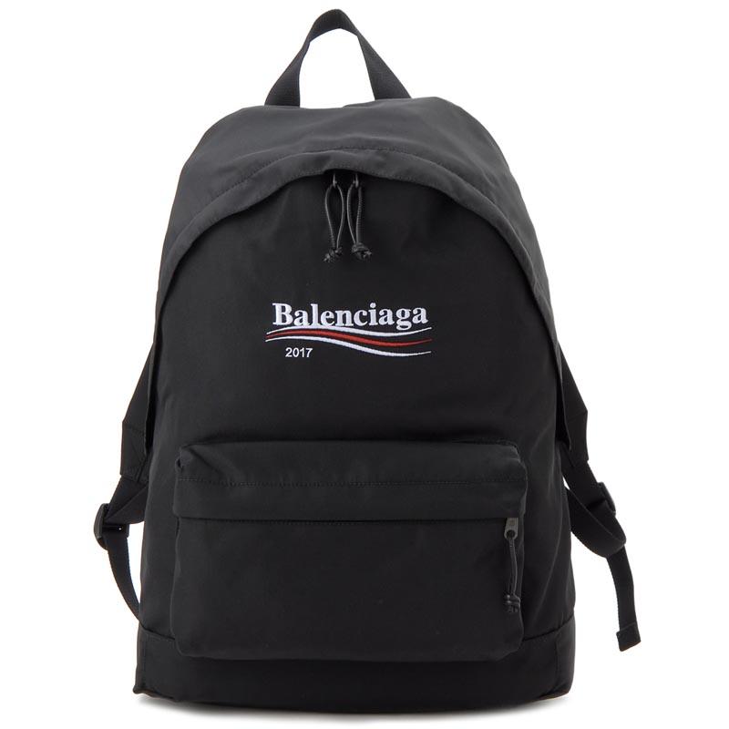 バレンシアガ BALENCIAGA リュック 459744-9D0E5-1000 XPLORER エクスプローラー バックパック ブラック 新品