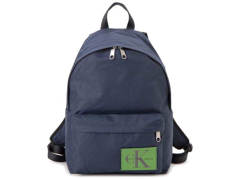 カルバンクライン Calvin Klein リュック 46301479 469 ナイロン メンズ/レディース ネイビー 新品