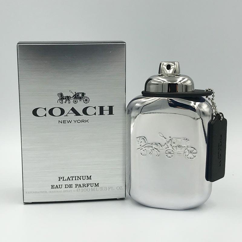 コーチ COACH 香水 プラチナム オードパルファム 100ml EDP メンズ 男性用 フレグランス (香水/コスメ) 新品