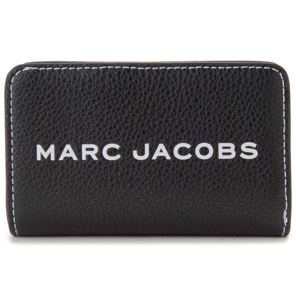 マークジェイコブス MARC JACOBS ラウンドファスナー長財布 TEXTURED TAG ブラック 黒 レディース M0014869-001