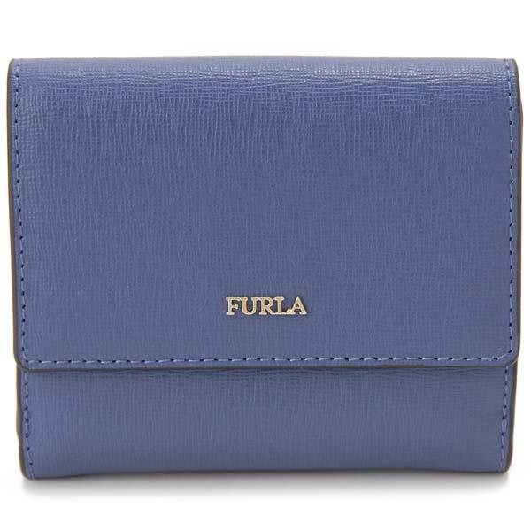 フルラ FURLA 二つ折り財布 バビロン パープル レディース 1023151