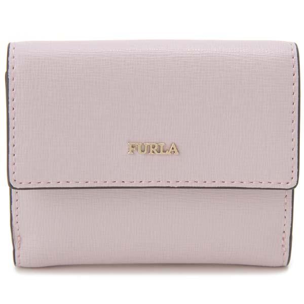 お見舞い フルラ 二つ折り財布 レディース FURLA ピンク 963512 バビロン 超特価