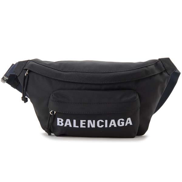 バレンシアガ BALENCIAGA ボディバッグ ブラック 黒 メンズ レディース 533009 HPG1X 1090 ベルトパック