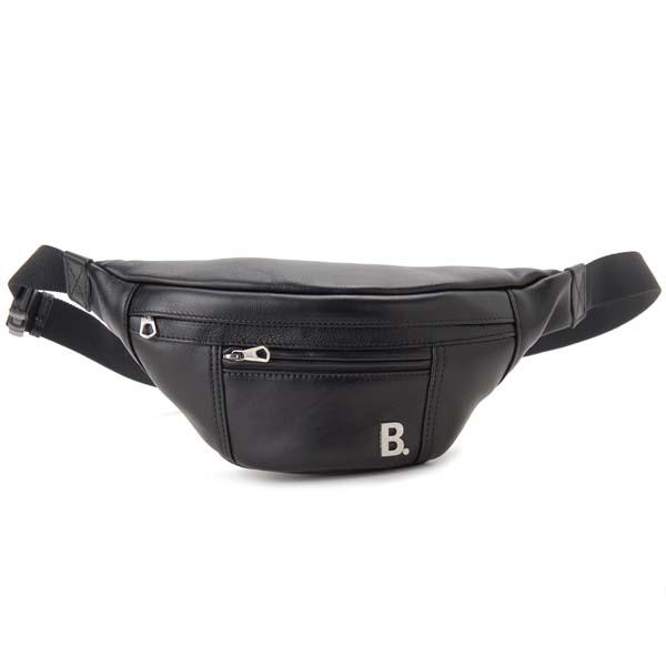 バレンシアガ BALENCIAGA ボディバッグ ブラック 黒 メンズ レディース 580028 1EU1N 1000 ベルトパック