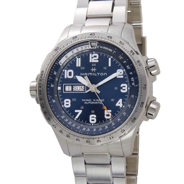 ハミルトン HAMILTON カーキ アビエーション メンズ 腕時計 H77765141 X-ウィンド [ポイント5倍キャンペーン][8/3~8/17]