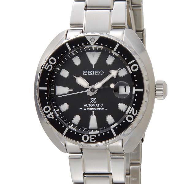 セイコー SEIKO プロスペックス メンズ 腕時計 SRPC35K1 ミニタートル オートマチック ダイバーズウォッチ [ポイント5倍キャンペーン][8/3~8/17]