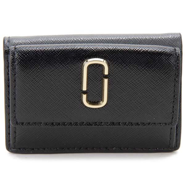 マークジェイコブス MARC JACOBS 三つ折り財布 レディース ピンク 0014492 002 スナップショット 財布