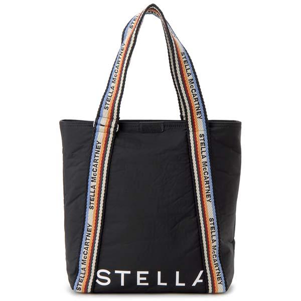 ステラ マッカートニー STELLA McCARTNEY トートバッグ レディース ブラック 黒 594251W8580-1000