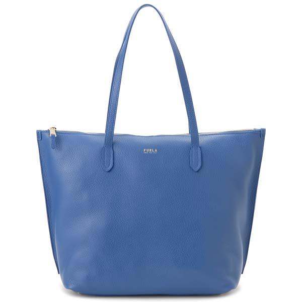 フルラ FURLA トートバッグ レディース ブルー 1049152 LUCE L ルーチェ ビジネスバッグ