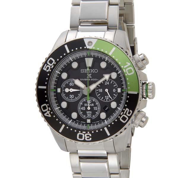 セイコー SEIKO メンズ 時計 SSC615P1 Prospex プロスペックス クロノグラフ ソーラー 腕時計 ウォッチ