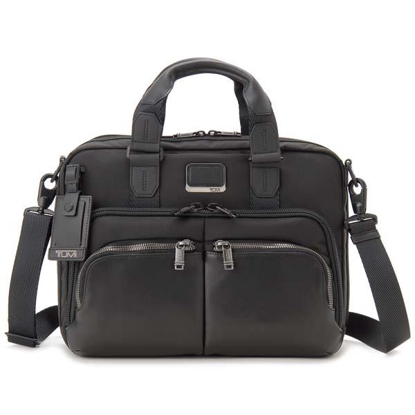 トゥミ TUMI ブリーフケース メンズ ブラック 232640D ALPHA アルファ ALBANY オールバニ ビジネスバッグ