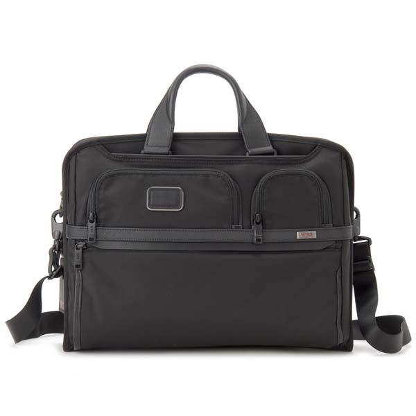 トゥミ TUMI ブリーフケース メンズ ブラック 2603114 D3 アルファ3 コンパクト・ラージ・スクリーン ビジネスバッグ
