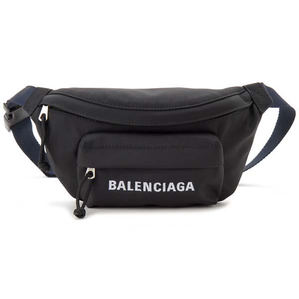 バレンシアガ BALENCIAGA ボディバッグ メンズ レディース 569978 HPG1X 1090 WHEEL ウィール ベルトパック S