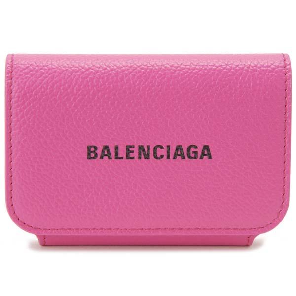 バレンシアガ BALENCIAGA 名刺入れ カードケース ピンク 594225 1IZ43 5660 キャッシュ アコード