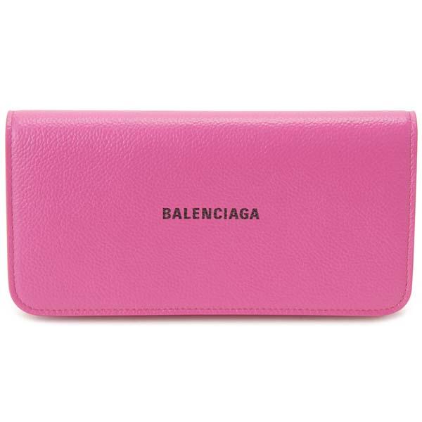 バレンシアガ BALENCIAGA 長財布 ピンク 594289 1IZ43 5660 キャッシュ コンチネンタル