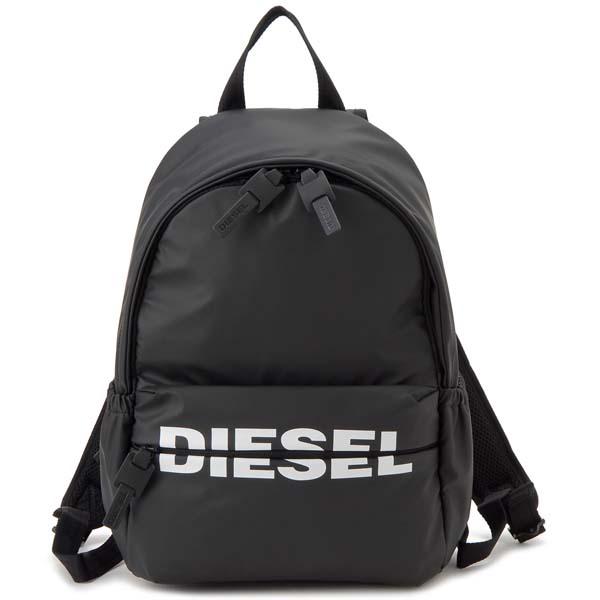 ディーゼル DIESEL リュック メンズ ブラック X06285P1705T8013 F-BOLD BACK II
