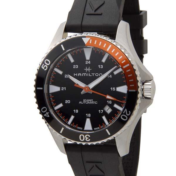 ハミルトン HAMILTON メンズ 腕時計 H82305331 カーキ ネイビー スキューバ KHAKI NAVY