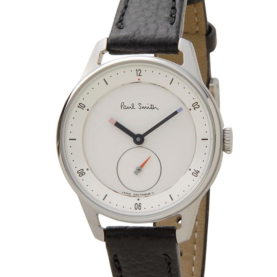 ポールスミス Paul Smith レディース 腕時計 BZ1-919-10 Church Street Mini チャーチ・ストリート ミニ ブラック レザー ウォッチ [ポイント5倍キャンペーン][8/3~8/17]