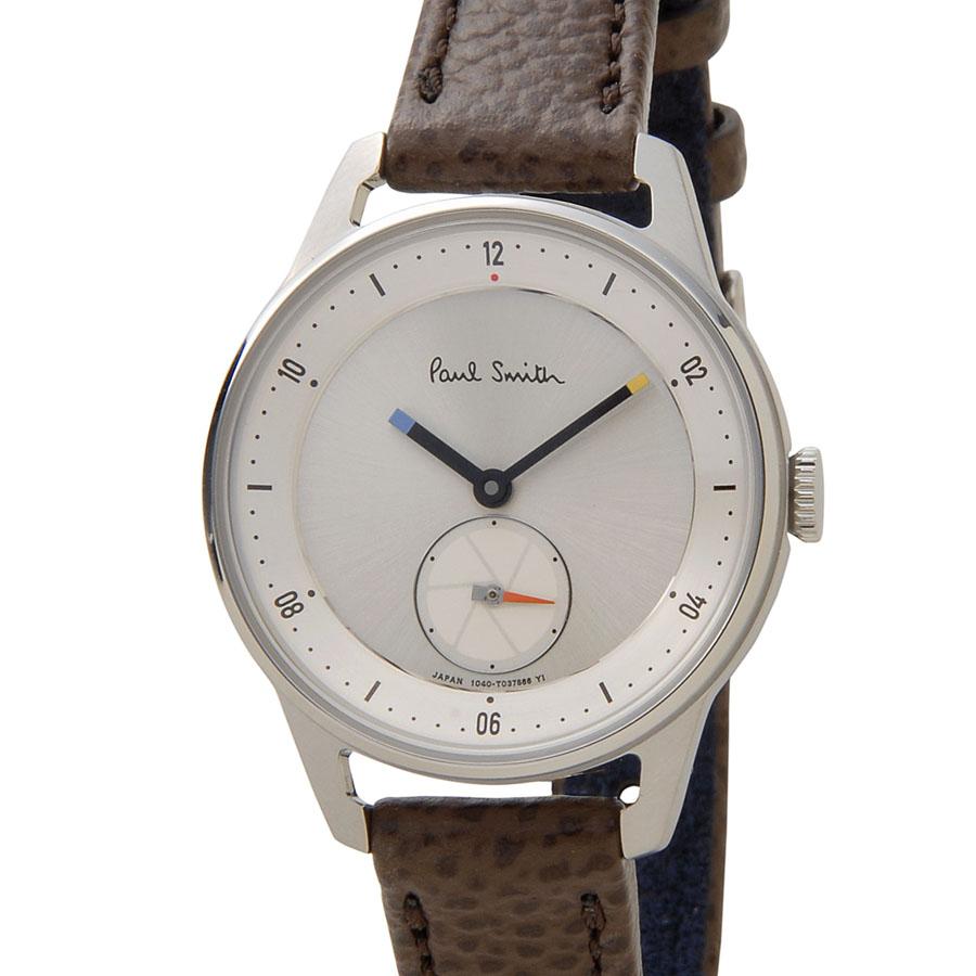 ポールスミス Paul Smith レディース 腕時計 BZ1-919-90 Church Street Mini チャーチ・ストリート ミニ ブラウン レザー ウォッチ
