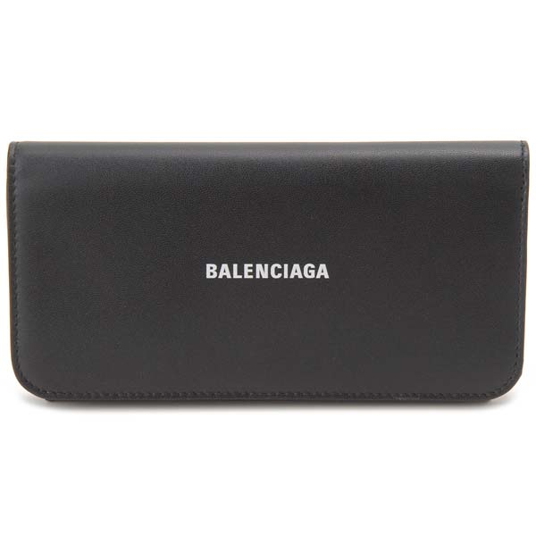 バレンシアガ BALENCIAGA 長財布 ブラック 黒色 594289 1I313 1090 メンズ レディース