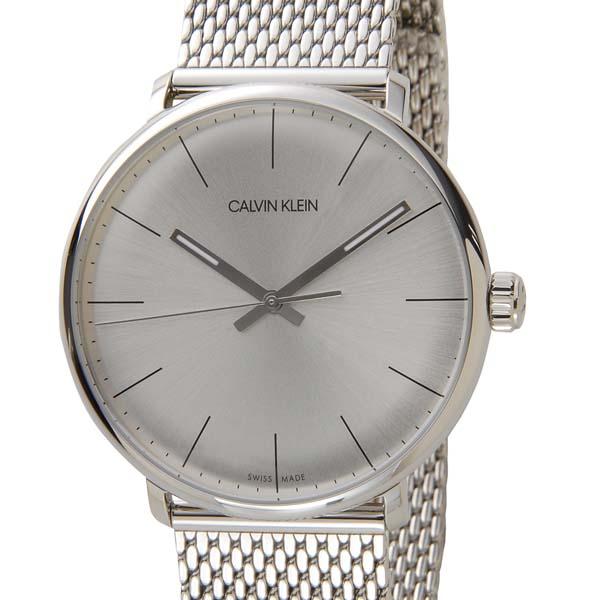 カルバンクライン Calvin Klein 腕時計 CK メンズ シルバー K8M21126 ハイヌーン スイス製 [ポイント5倍キャンペーン][8/3~8/17]