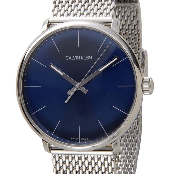 カルバンクライン Calvin Klein 腕時計 CK メンズ ネイビー K8M2112N ハイヌーン スイス製 [ポイント5倍キャンペーン][8/3~8/17]
