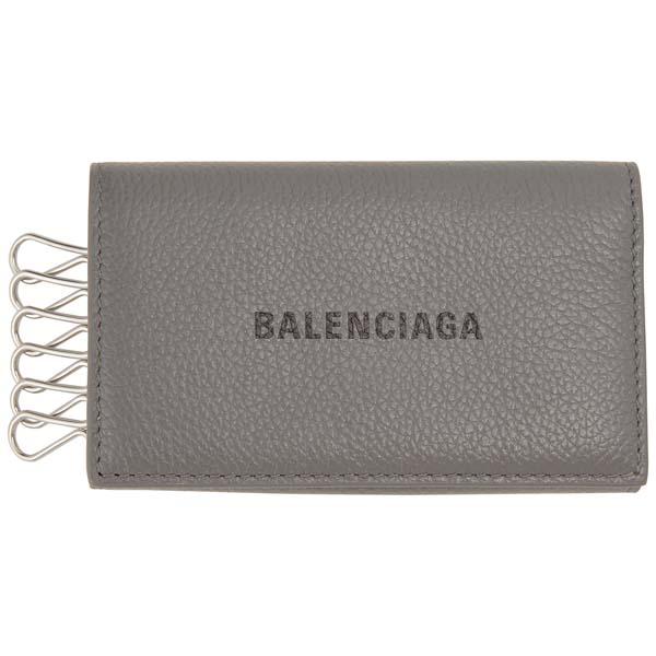 爆売り 売り出し バレンシアガ BALENCIAGA キーケース グレー 1IZI3 640537 1260
