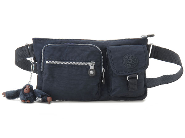 d24b787b3e8 s-select: KIPLING Kipling waist bag waist pouch 13,192 - 511 Navy ladies /  mens | Rakuten Global Market