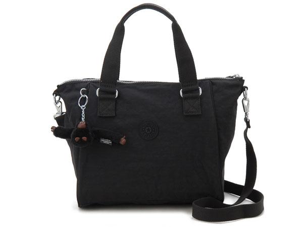 Kipling 2way Tote K15371 900 Women S Shoulder Bag Black
