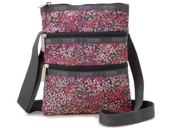 3ea7056f32 s-select: LeSportsac lesportsac shoulder bag 7627 Casey D489 Lavender  fields women were to lalaport sakku bag bag | Rakuten Global Market