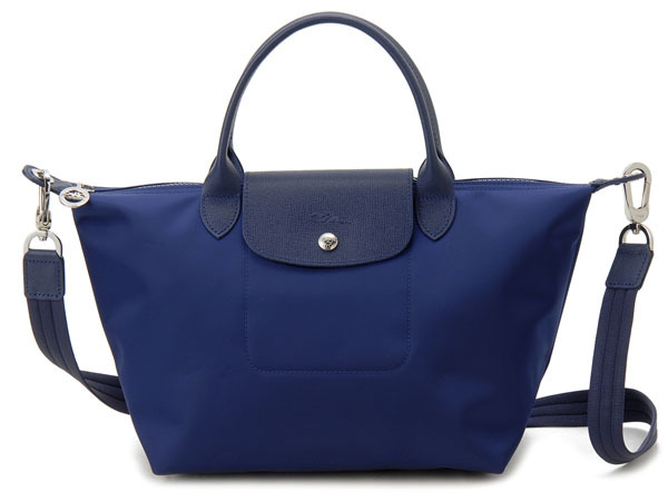 Longchamp Bags Tote Le Pliage Neo 1512 578 556 Navy 2way Las