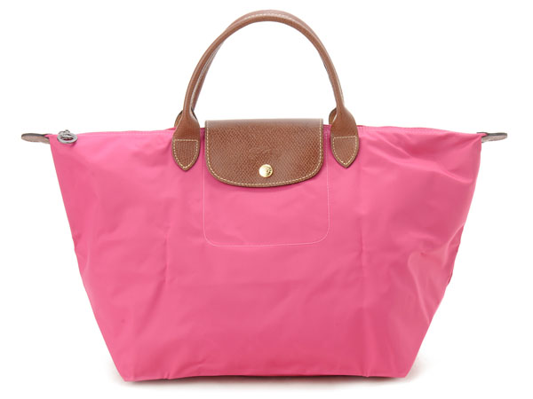 Longchamp Pliage Bag M Tote 1623 089 410 And Collapsible Pink Las 2017 Brand Bags First Rakuten Maximum Points 10 Times Fs04jam15