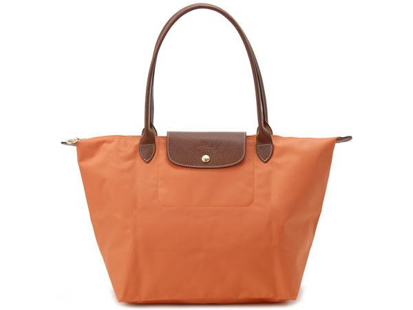e2ce4960074df LONGCHAMP Longchamp tote bags pliage 1899 089 017 folding Bag Orange ladies  point up Festival! The maximum points five times! 12 13 9 59 up!