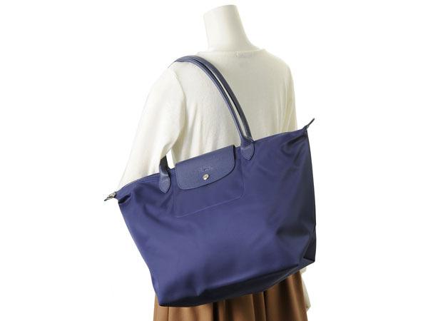0ef0795b6baf s-select  LONGCHAMP Longchamp bags tote bags Le pliage neo 1899 578 ...