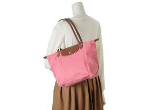 朗尚 2605089018 旅行袋 pliage 袋挎包玫瑰品牌