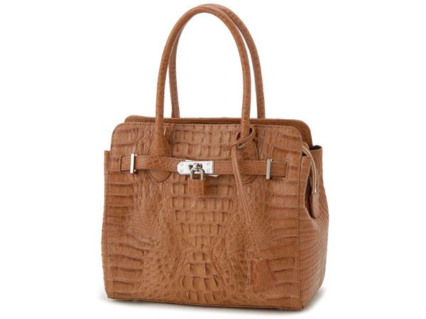 Women S Bags Rhodania Rodania Crocodile Alligator Handbags Cayman Cjn3002ptmt
