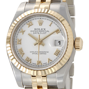 ロレックス ROLEX 179173 WT-R デイトジャスト レディース 腕時計 新品 当店5年保証 修理保証 結婚祝 内祝 月末バーゲンセール
