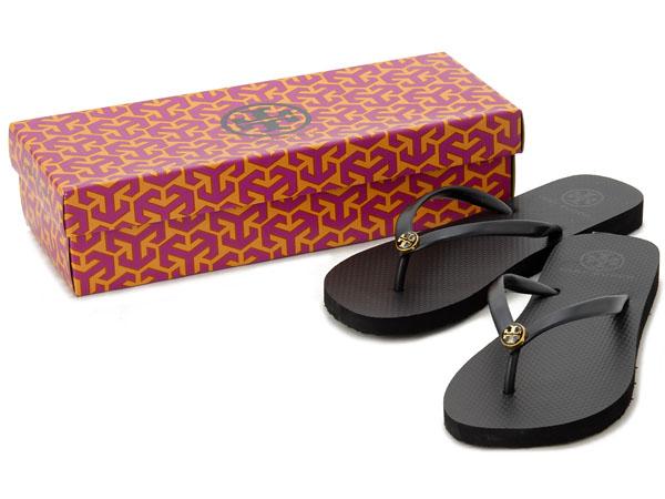 9e21972a33426 TORY BURCH Tory Burch flip flops size  7 JP 24 cm 50008666-009 FLIP FLOP  flip flop Womens sandals