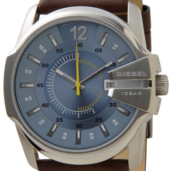 ディーゼル DIESEL 腕時計 DZ1399 ライトブルーxブラウン メンズ ウォッチ 時計 新品 [ポイント5倍キャンペーン][8/3~8/17]